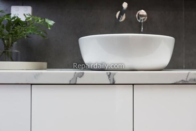 bathroom basin countertop