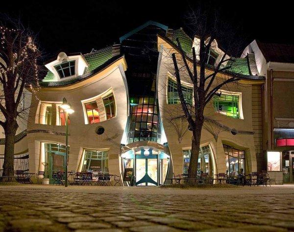 Самые необычные здания мира фото и описание. 33 самых ...