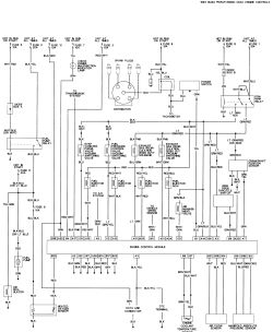 isuzu trooper wiring schematic wiring diagrams isuzu ac wiring diagrams isuzu rodeo starter wiring schematic 1995