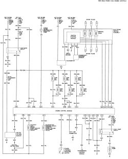 1995 isuzu rodeo wiring diagram the wiring 2003 isuzu rodeo fuse box diagram image