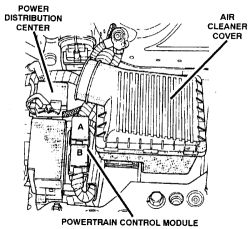 | Repair Guides | Electronic Engine Controls | Powertrain Control Module | AutoZone