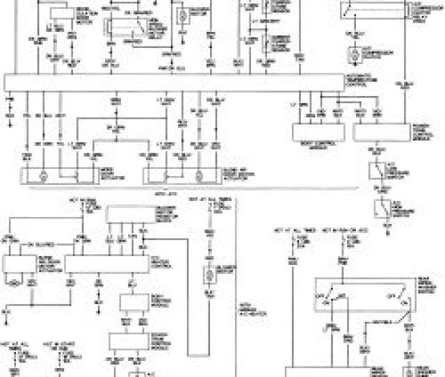 Repair Guides Wiring Diagrams See Figures  1997 Jeep Cherokee Sport Wiring Diagram 2000 Jeep Cherokee Sport Wiring Diagram