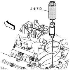 | Repair Guides | Engine Mechanical Components | Oil Pressure Sensor | AutoZone