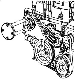   Repair Guides   Water Pump   Removal & Installation   AutoZone