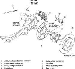 | Repair Guides | Rear Suspension | Wheel Bearings