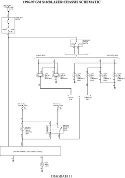 sophisticated 1997 S10 Wiring Diagrams Ideas - Wiring schematic ...