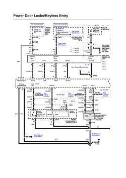 2001 Chevrolet Truck Express 34 ton Van 65L Turbo Dsl OHV 8cyl | Repair Guides | Wiring