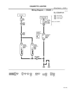 | Repair Guides | Electrical System (2002) | Cigarette