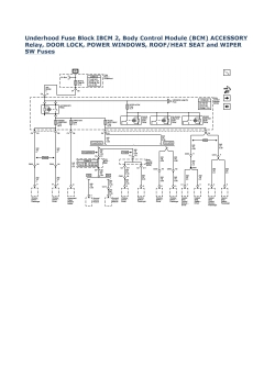| Repair Guides | Wiring Systems And Power Management (2007) | Power Distribution Schematics