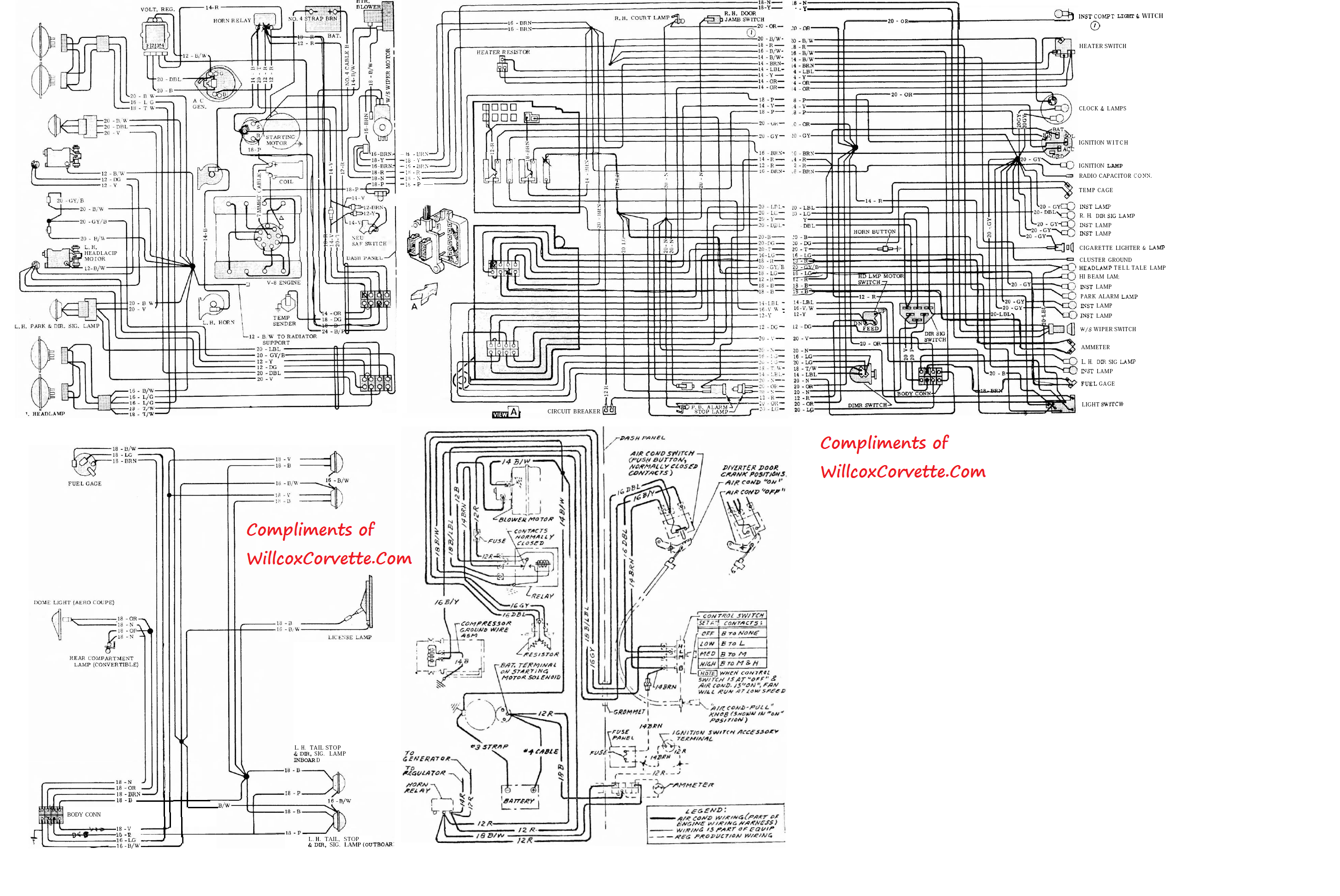 1986 Corvette Ecm Wiring Diagram. Corvette. Auto Wiring