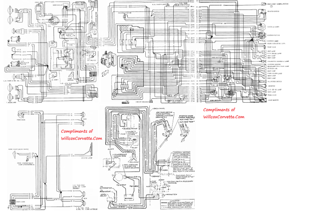 corvette wiring diagram wiring diagram 1976 chevrolet wiring diagram image about