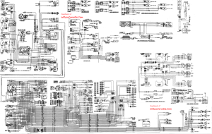1979 Corvette Tracer Wiring Diagram Tracer Schematic