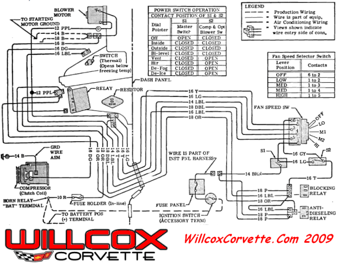 1970 chevy c10 blower motor wiring diagram  chicago 7
