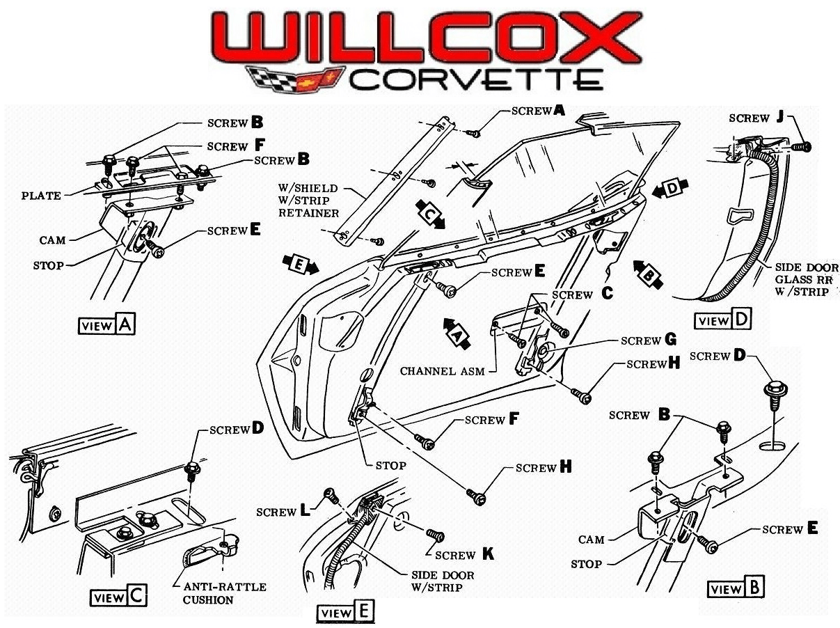 Corvette Wiper Wiring Diagram