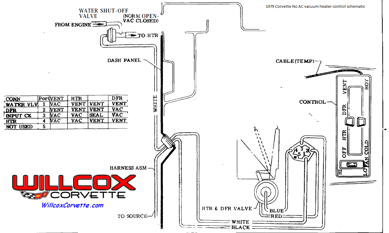 Chevy Heater Wiring Diagram