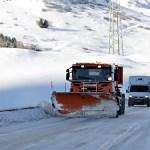 10 Consejos para conducir con nieve