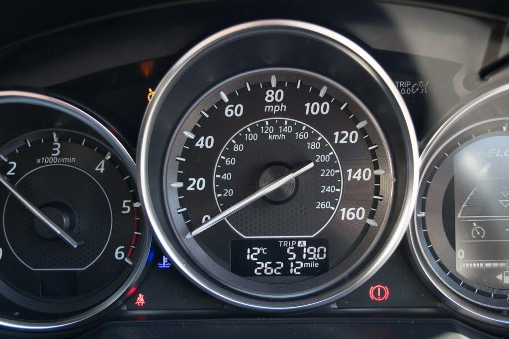 Como comprobar los niveles de tu vehiculo