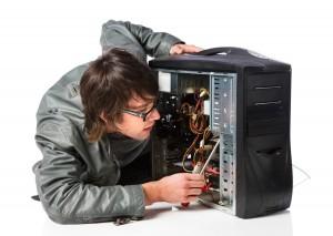 Contacto reparación de ordenadores