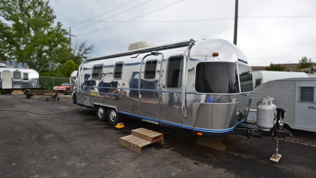 Airstream Restoration Utah