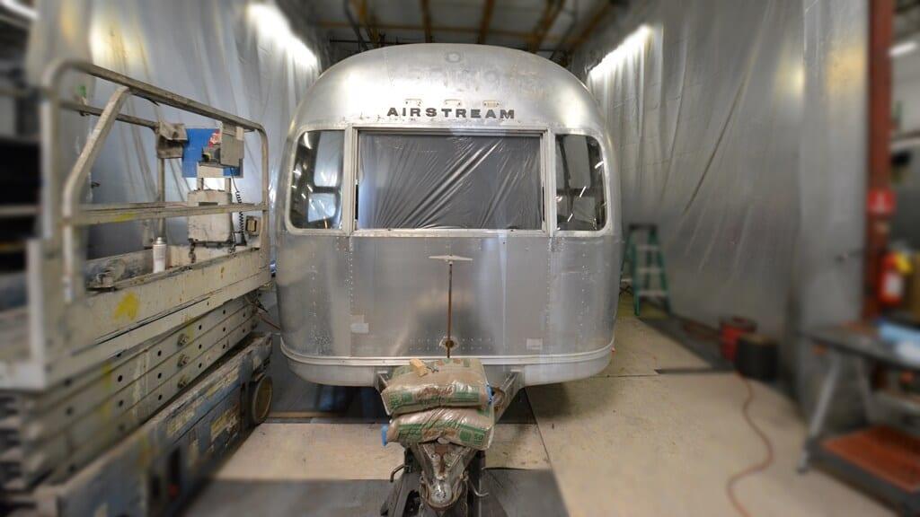 Vintage Airstream Restoration