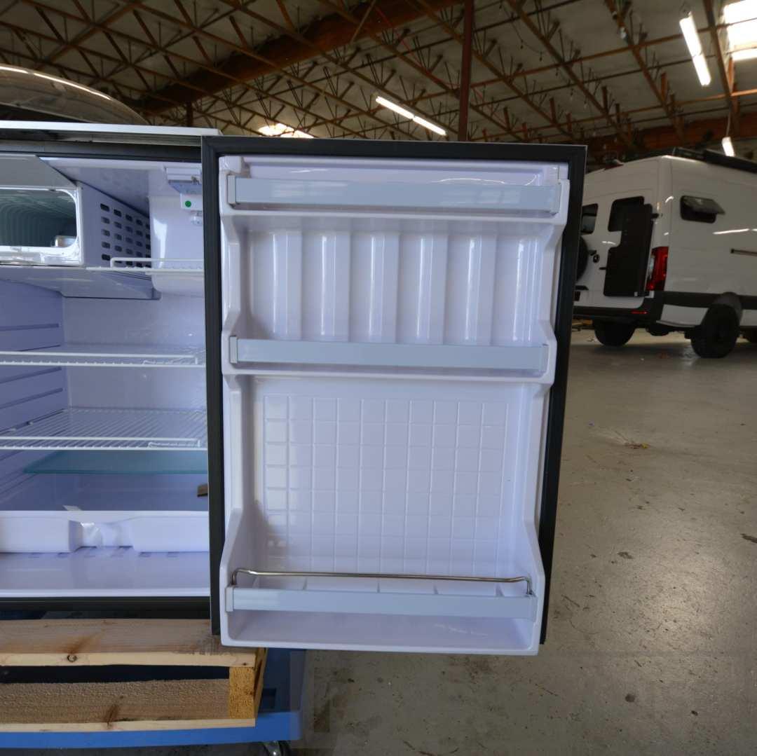 Medium sized RV fridge