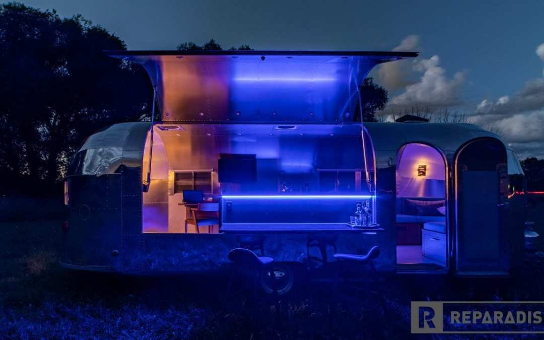 Juicing Your Camper — Why Lithium-Ion is the Way to Go