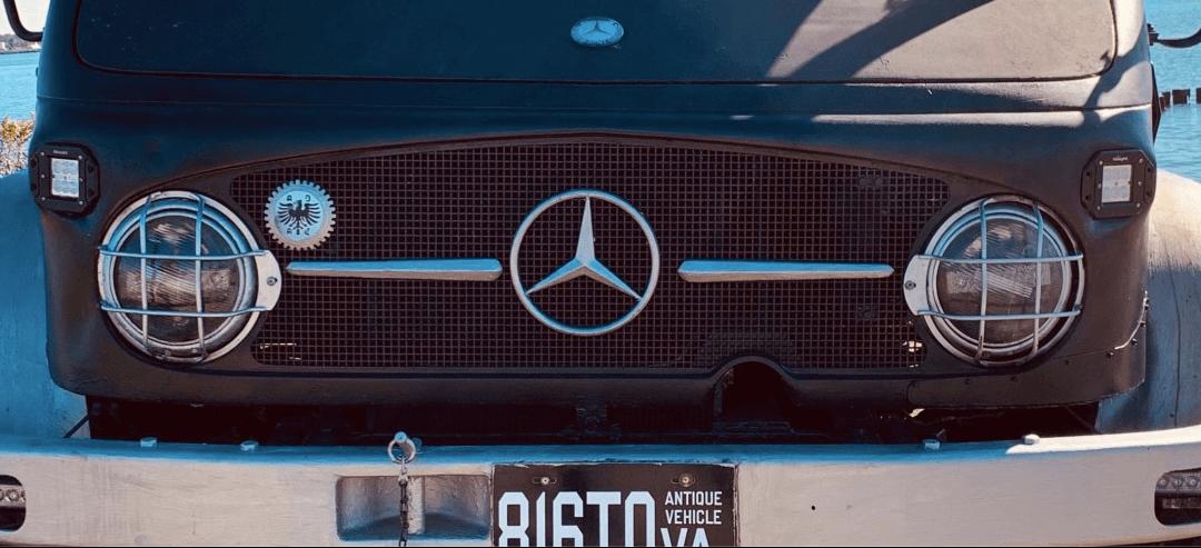 1962 Unimog 404