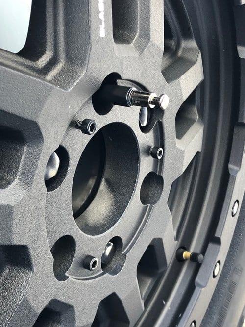 Owl Sprinter Tire Carrier