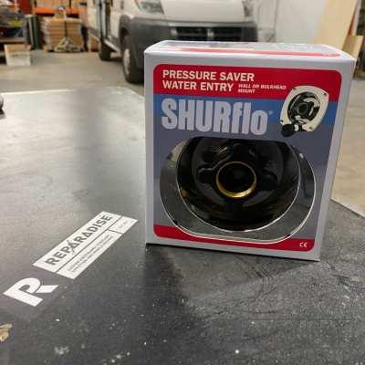 Water Pressure Regulator: SHURflo Re_03694