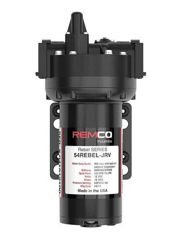 Remco Rebel water pump