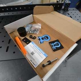 Owl Van Sherpa hardware kit