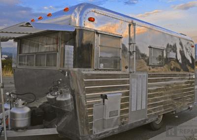 1964 Barth Travel Trailer