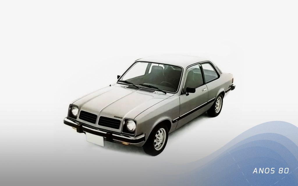 chevette um dos carros mais vendidos da historia