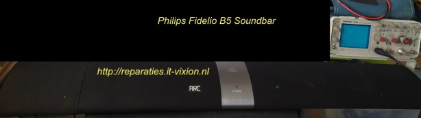 Philips Fidelio B5 Soundbar