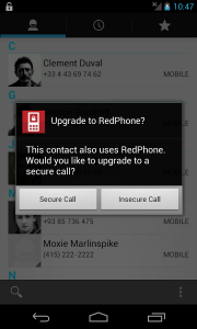 redphone