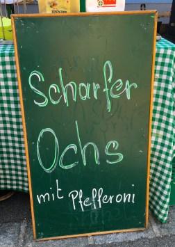 Spicy Oxen Sausage
