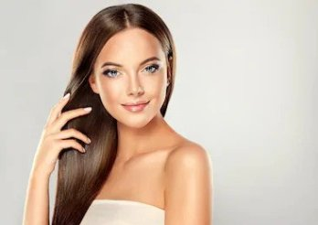 hair for bronze skin tone