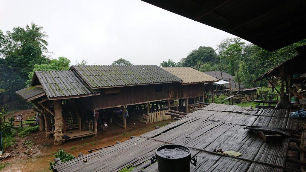 山岳民族の村イメージ