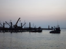 Le port d'Antofagasta