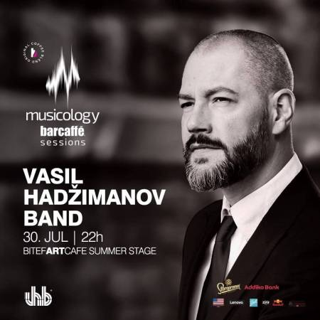 Vasil Hadžimanov band Koncert