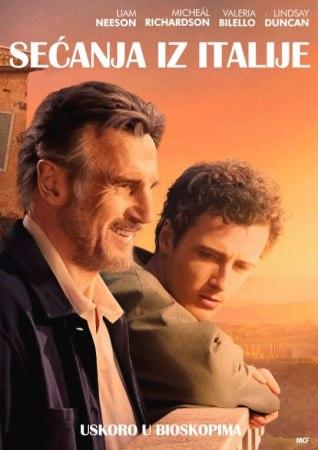 Sećanja iz Italije Film
