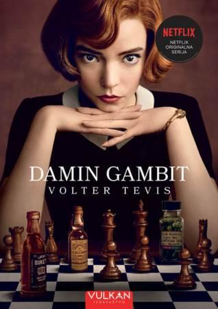 Knjiga Damin gambit Vulkan