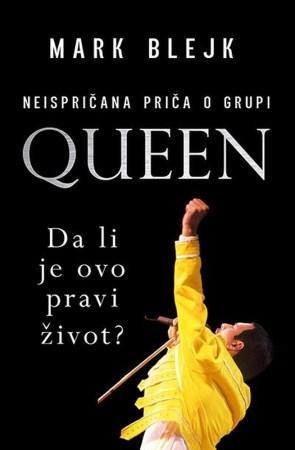 Knjiga Queen - da li je ovo pravi život? Laguna Knjige