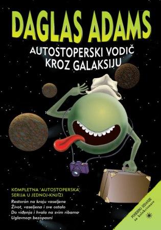Autostoperski vodič kroz galaksiju knjiga adams daglas