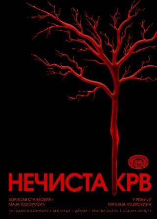 Predstava Nečista Krv Nardono Pozorište