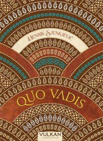 Quo Vadis Knjiga Henrik Sjenkjevič Vulkan