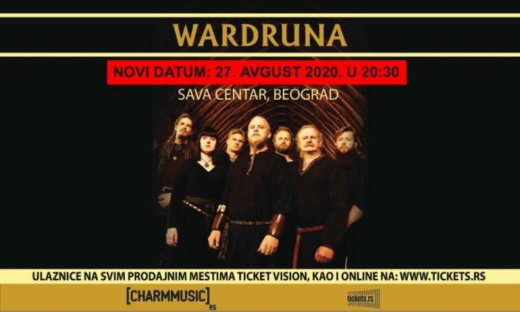 Wardruna Koncert Sava Centar Koncerti