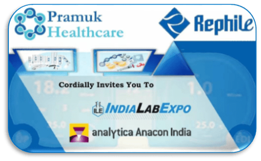 Upcoming Event for Pramuk Healthcare – analytica Aancon India and India Lab Expo