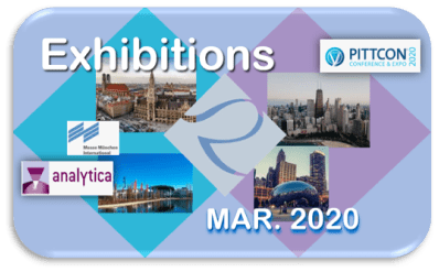 Rephile will exhibit at Pittcon&Analytica 2020