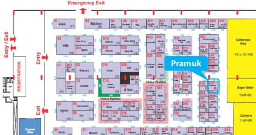 Pramuk, one of RephiLe's partners in India will attend analytica Anacon India 2019 -Booth D37